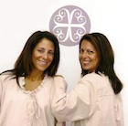 Lauren Penn and Margie Lipshultz, creators of JILLIES