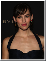 Jennifer Garner as an ideal of beauty
