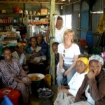 Jill Karp in Ethiopia on Mercy Corps mission