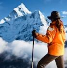 Motivated climber