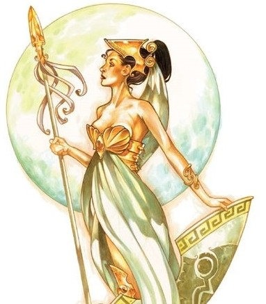 Athena: Goddess of Wisdom