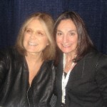 Gloria Steinem and DrRKG