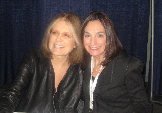 Gloria Steinem and DrRKG