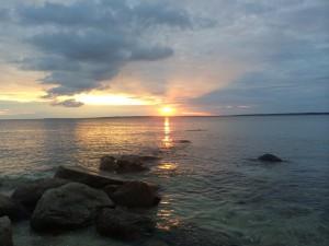Lampberts Cove Sunset
