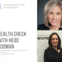 Heidi Godman interviews Dr. Randy Kamen