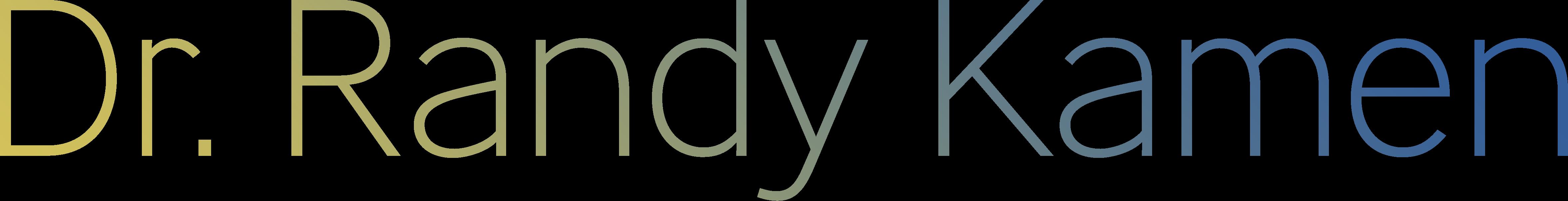 Dr. Randy Kamen Logo